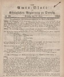 Amts-Blatt der Königlichen Regierung zu Danzig, 18. Juni 1862, Nr. 25