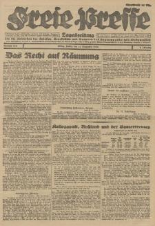 Freie Presse, Nr. 216 Freitag 14. September 1928 4. Jahrgang