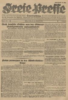 Freie Presse, Nr. 228 Freitag 28. September 1928 4. Jahrgang