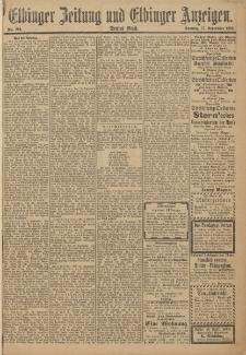 Elbinger Zeitung und Elbinger Anzeigen, Nr. 219 Sonntag 17. September 1893