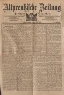 """Jubiläum der Cigarrenfabrik Loeser und Wolff : """"Altpreussische Zeitung 1899, nr 119"""""""