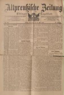 """Jubiläum der Cigarrenfabrik Loeser und Wolff : """"Altpreussische Zeitung 1899, nr 120"""