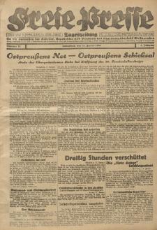 Freie Presse, Nr. 15 Sonnabend 18. Januar 1930 6. Jahrgang