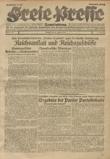 Freie Presse, Nr. 23 Dienstag 28. Januar 1930 6. Jahrgang