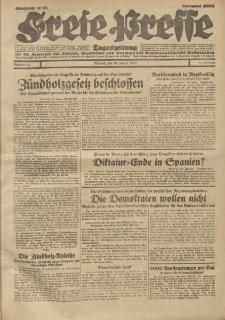 Freie Presse, Nr. 24 Mittwoch 29. Januar 1930 6. Jahrgang