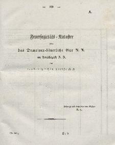 Gesetz-Sammlung für die Königlichen Preussischen Staaten (Feuersozietats-Rataster : 1), 1838