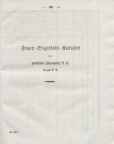 Gesetz-Sammlung für die Königlichen Preussischen Staaten (Feuersozietats-Rataster : 2), 1838