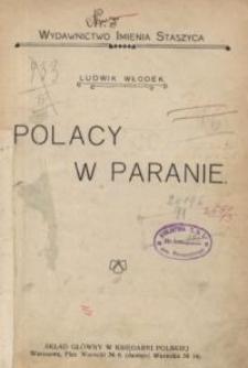 Polacy w Paranie