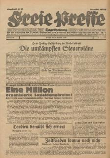 Freie Presse, Nr. 50 Freitag 28. Februar 1930 6. Jahrgang