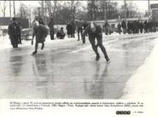 Międzynarodowe zawody w łyżwiarstwie szybkim
