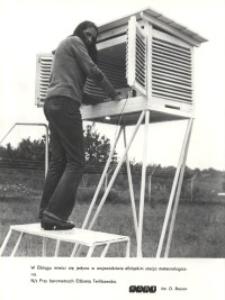 Stacja meteorologiczna w Elblągu