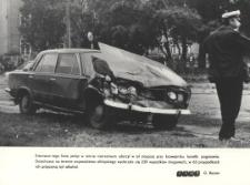 Wypadki drogowe w województwie elbląskim