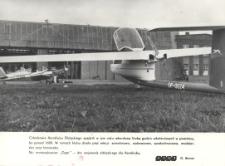 """Aeroklub Elbląski - motoszybowiec """"Ogar"""""""