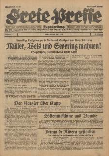 Freie Presse, Nr. 64 Montag 17. März 1930 6. Jahrgang