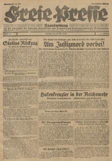 Freie Presse, Nr. 65 Dienstag 18. März 1930 6. Jahrgang
