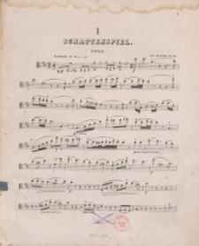 Schattenspiel. Op. 20. Viola
