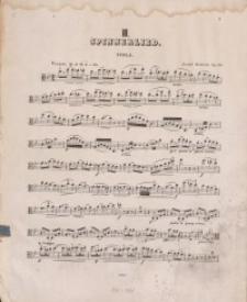 Spinnerlied. Op. 20. Viola