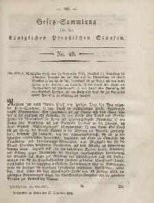 Gesetz-Sammlung für die Königlichen Preussischen Staaten, 17. Dezember, 1855, nr. 45.