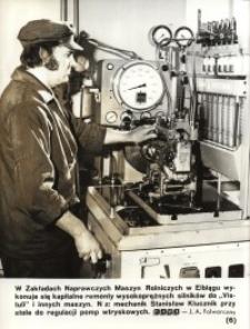 Zakłady Naprawcze Maszyn Rolniczych w Elblągu