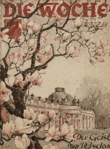 Die Woche, 35. Jahrgang, 15. April 1933, Nr 15