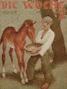 Die Woche, 35. Jahrgang, 17. Juni 1933, Nr 24