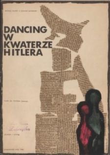 Dancing w kwaterze Hitlera - Andrzej Brycht