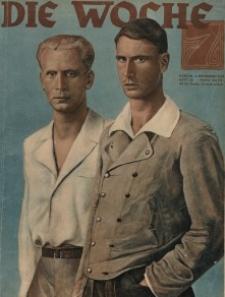 Die Woche, 35. Jahrgang, 2. September 1933, Nr 35