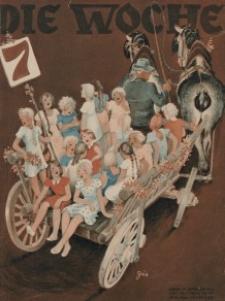 Die Woche, 35. Jahrgang, 16. September 1933, Nr 37