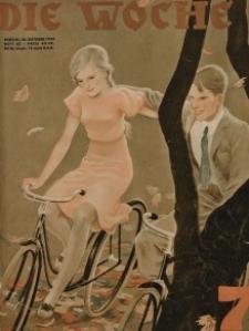 Die Woche, 35. Jahrgang, 28. Oktober 1933, Nr 43
