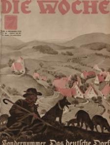 Die Woche, 35. Jahrgang, 4. November 1933, Nr 44