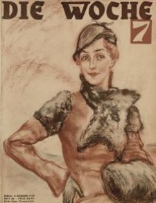 Die Woche, 35. Jahrgang, 9. Dezember 1933, Nr 49
