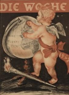Die Woche, 35. Jahrgang, 30. Dezember 1933, Nr 52