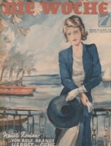 Die Woche, 36. Jahrgang, 25. August 1934, Nr 34