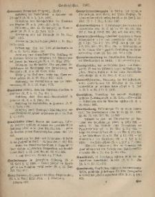 Gesetz-Sammlung für die Königlichen Preussischen Staaten, (Sachregister), 1867