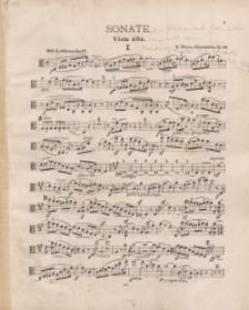 Sonate. Op. 14.