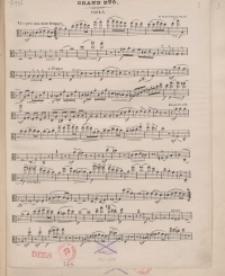 Grand Duo. Op. 15 : Viola