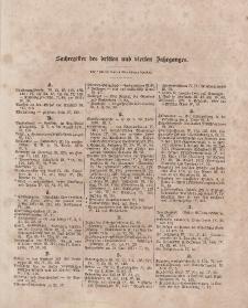 Pastoralblatt für die Diözese Ermland (Sachregister des 3 und 4 Jahrganges)