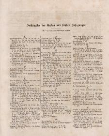 Pastoralblatt für die Diözese Ermland (Sachregister des 5 und 6 Jahrganges)