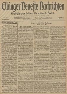 Elbinger Neueste Nachrichten, Nr. 68 Dienstag 10 März 1914 66. Jahrgang