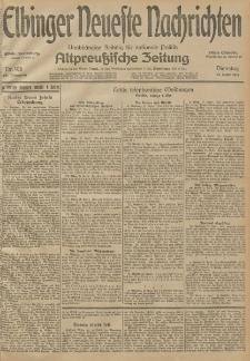 Elbinger Neueste Nachrichten, Nr. 108 Dienstag 21 April 1914 66. Jahrgang