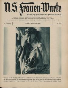 N.S. Frauen-Warte : Zeitschrift der N. S. Frauenschaft, 3.Jahrgang 1935, 2. Februar, H. 18