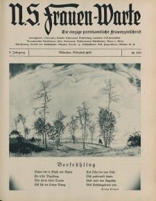 N.S. Frauen-Warte : Zeitschrift der N. S. Frauenschaft, 3.Jahrgang 1935, 1. März, H. 19