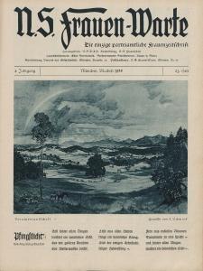 N.S. Frauen-Warte : Zeitschrift der N. S. Frauenschaft, 4.Jahrgang 1936, 3. Mai, H. 25