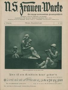 N.S. Frauen-Warte : Zeitschrift der N. S. Frauenschaft, 5.Jahrgang, 1. Dezember 1936, H. 13