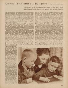 N.S. Frauen-Warte : Zeitschrift der N. S. Frauenschaft, 5.Jahrgang, 2. April 1937, H. 22