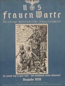 N.S. Frauen-Warte : Zeitschrift der N. S. Frauenschaft, 6.Jahrgang 1938, 1. Januar, H. 13