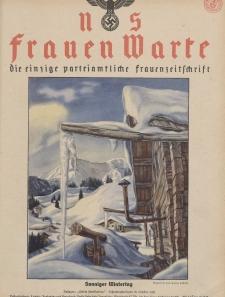 N.S. Frauen-Warte : Zeitschrift der N. S. Frauenschaft, 6.Jahrgang 1938, 2. Januar, H. 14