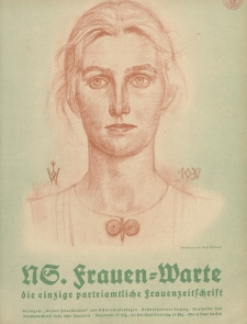 N.S. Frauen-Warte : Zeitschrift der N. S. Frauenschaft, 6.Jahrgang 1938, 3. Januar, H. 15