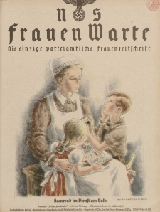 N.S. Frauen-Warte : Zeitschrift der N. S. Frauenschaft, 6.Jahrgang 1938, 1. Februar, H. 16
