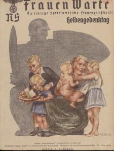 N.S. Frauen-Warte : Zeitschrift der N. S. Frauenschaft, 6.Jahrgang 1938, H. 18